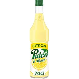 Spécialité de citron à diluer pour boissons