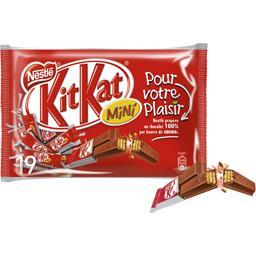 KitKat - Mini barres chocolatées