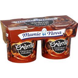 Gourmand - Crème caramel et chocolat
