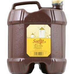 Vin rouge de table d'Espagne