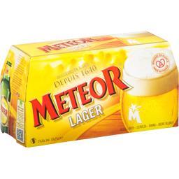 Bière blonde Lager