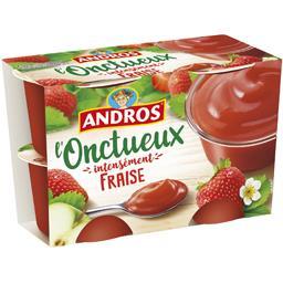 L'Onctueux - Spécialité intensément fraise