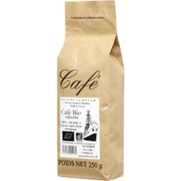 Café grains BIO prenium