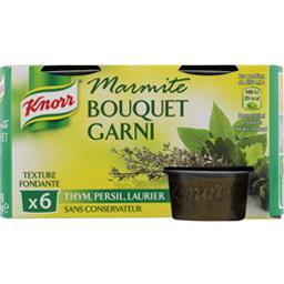 Marmite de bouquet garni