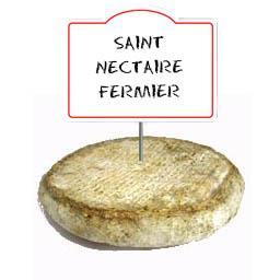 Saint nectaire fermier AOP 27% de MG