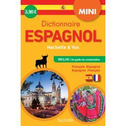 Mini dictionnaire Espagnol hachette