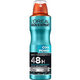 Déodorant Cool Power fraîcheur longue durée - Men Ex...
