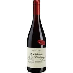 Beaujolais villages, vin rouge