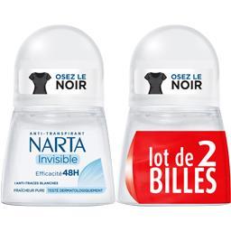 Narta Anti-transpirant Invisible 48 h Fraîcheur Pure