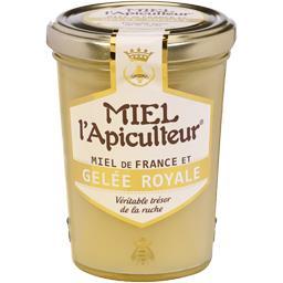 Miel de France et gelée royale
