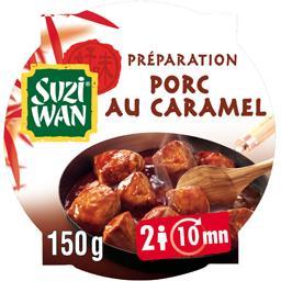 Préparation facile pour porc au caramel