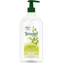 Shampooing Pure cheveux normaux regraissant vite