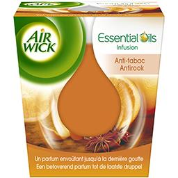 Air Wick Essential Oils Infusion - Bougie anti-tabac