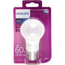 LED Standard 60 W B22 Dépolie 2700 K