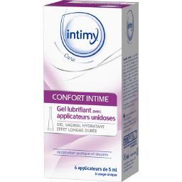 Intimy Confort intime - Gel lubrifiant