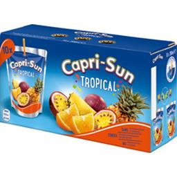Boisson aux jus de fruits tropical