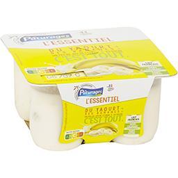 L'Essentiel - Yaourt banane