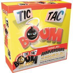 Tic Tac Asmodée  Boum