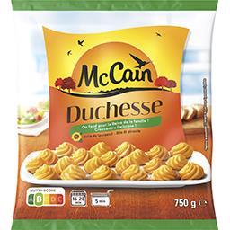 Mc Cain La pomme duchesse, pommes de terre préfrites