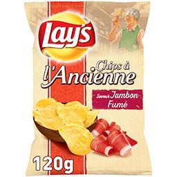 Chips à l'ancienne saveur jambon fumé