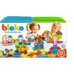 150 Bloko 2 figurines et 2 plaques de jeu