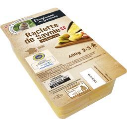 Raclette de Savoie, au lait cru