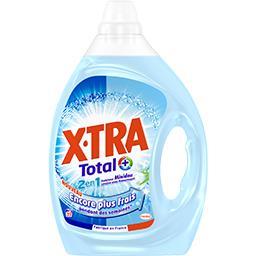 Total+ - Lessive liquide 2 en 1 fraîcheur Minidou