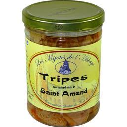 Tripes cuisinées à Saint Amand