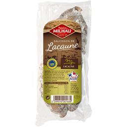 Maison Milhau Saucisson de Lacaune IGP le saucisson de 250 g