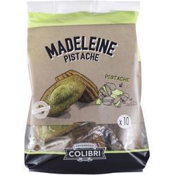 Colibri Madeleine pistache le paquet de 10 - 250 g