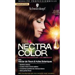 Nectra Color - Coloration noisette n°668
