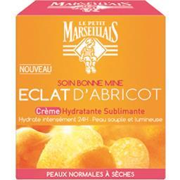 Le Petit Marseillais Crème hydratante sublimante Eclat d'Abricot