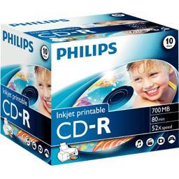 CD-R 700 MB 52x I JC