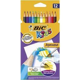 Kids - Crayon de couleur Aquacouleur