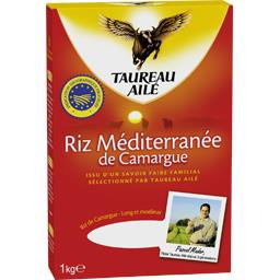 Riz Méditerranée de Camargue