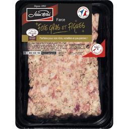 Farce foie gras et figues