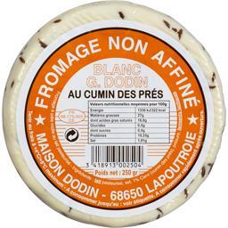 Petit fromage blanc au cumin