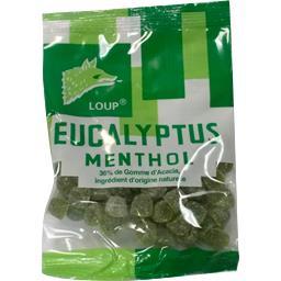 Bonbons gomme eucalyptus menthol
