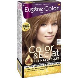 Eugène Color Les Naturelles - Coloration blond clair cuivré 21