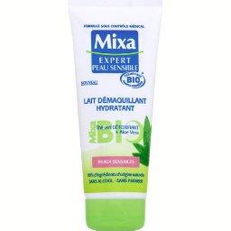 Expert Peaux Sensibles - Lait démaquillant hydratant bio, peaux sensibles