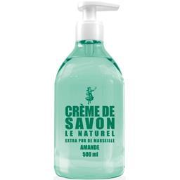 Crème de savon Le Naturel amande