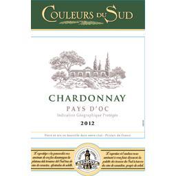 Chardonnay, vin blanc