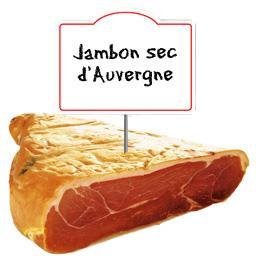 Jambon SEC D'AUVERGNE qualité or