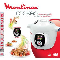 Multicuiseur intelligent Cookeo 6 l
