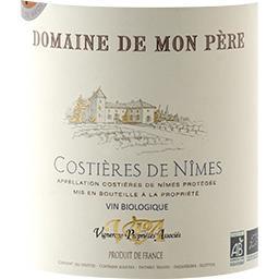Costières de Nîmes BIO, vin rouge