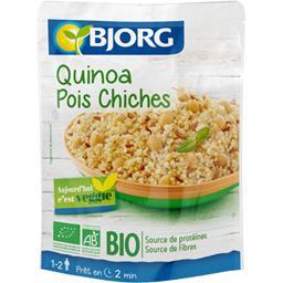 Quinoa pois chiches BIO