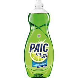 Liquide vaisselle super dégraissant citron vert