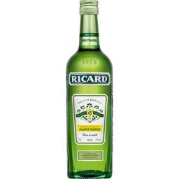 Ricard Apéritif anisé Plantes Fraîches la bouteille de 70 cl