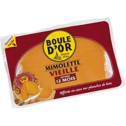 Mimolette, coque rigide