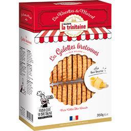 Les Galettes Bretonnes pur beurre